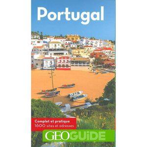 GUIDES MONDE Livre - GEOGUIDE ; Portugal