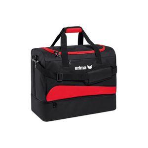 SAC DE SPORT Sac de sport Erima avec compartiment - rouge/noir