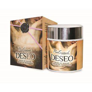 """MASSAGE - BOUGIE SECRET PLAY Crème de Massage """"DESEO"""""""