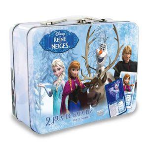 Valise la reine des neiges achat vente pas cher - Jeux de fille reine des neiges ...