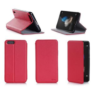 coque huawei p8 6 pour rouge