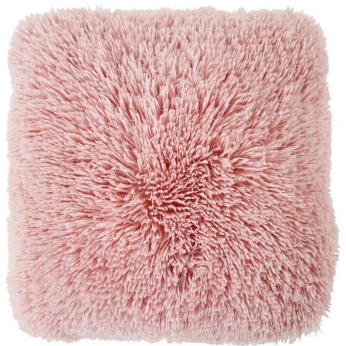 COUSSIN Coussin NEO YOGA Rose 40 x 40 cm