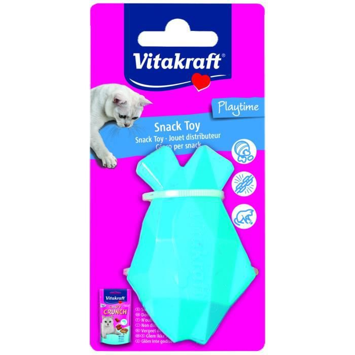 VITAKRAFT Poisson distributeur - Pour chat