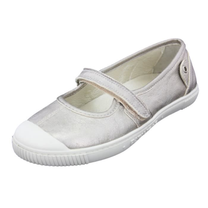 ff43aa1f61ce3 Pataugas - Ballerines fille Bell… Gris Gris - Achat   Vente ...