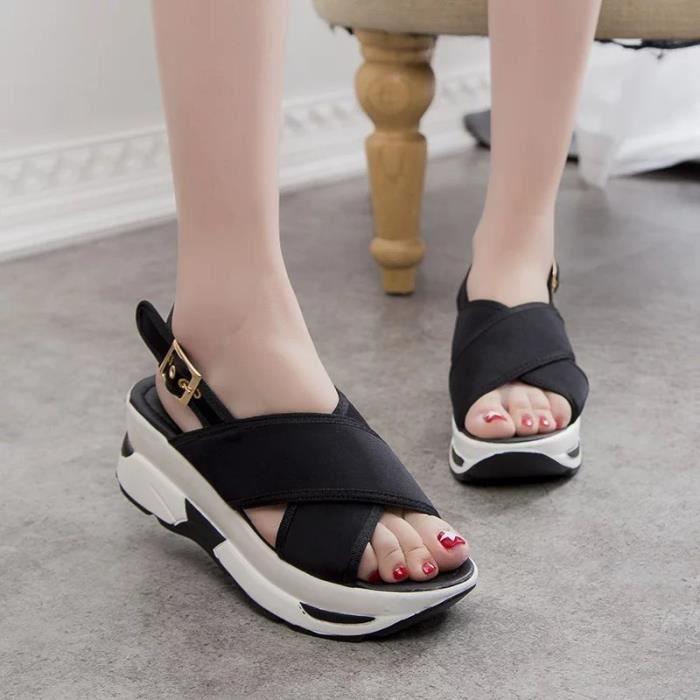 2016 printemps et chaussures d'été Version coré... OON6onvT
