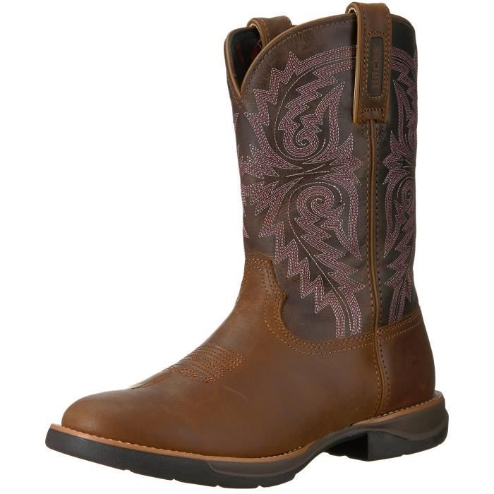 Rkw0221 Western Boot ZIHPT Taille-40 1-2