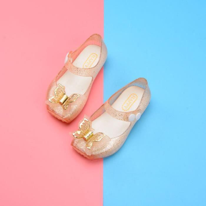SANDALE - NU-PIEDS sandale enfant fille - sabot enfant plage Princess