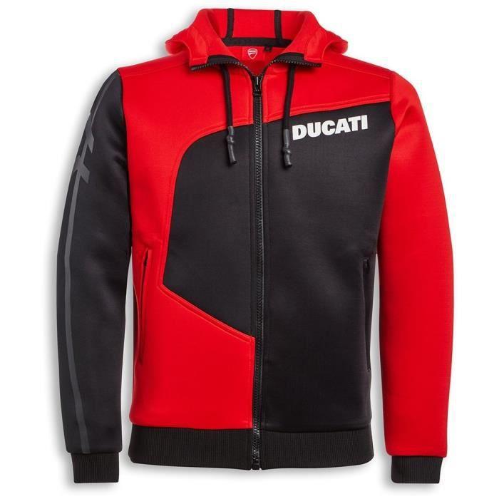 e80ada4d263 DUCATI Performance Adventure Hooded Thermal Sweatshirt - Sweats à ...