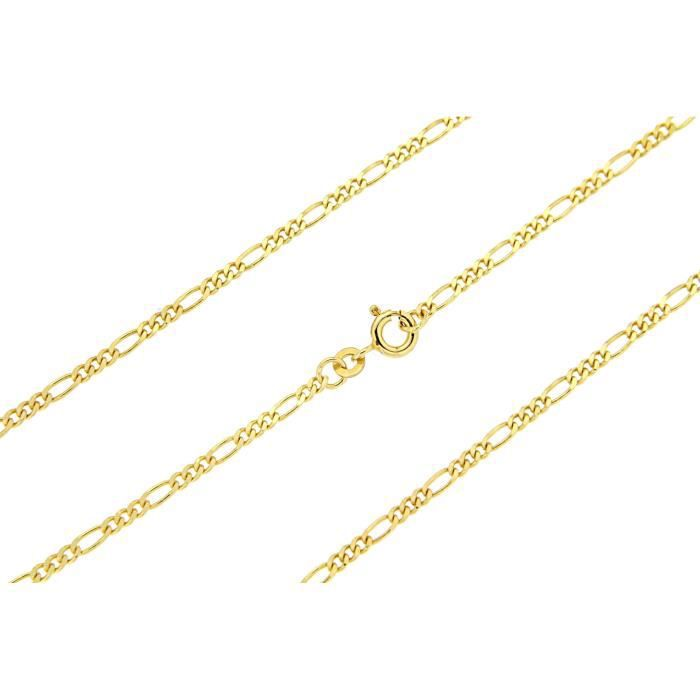 327128 - Collier Mixte - Or Jaune 8 Cts 333-1000 TW4TX