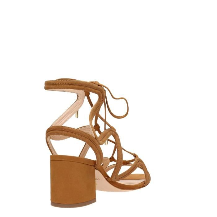Vicenza Sandal Femme Curry