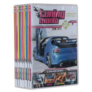 DVD DOCUMENTAIRE TUNING MANIA