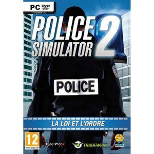 JEU PC POLICE SIMULATOR 2 / Jeu PC