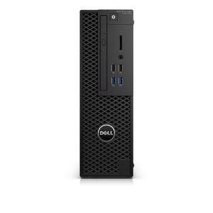 Dell PC de Bureau Precision Tower 3420 - RAM 8Go - Core i5 7500 - Intel HD Graphics 530- Stockage 1To
