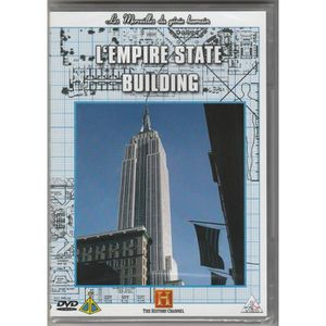 DVD DOCUMENTAIRE l'empire state building