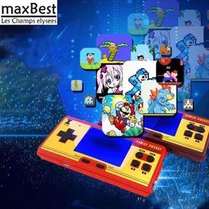 MANETTE JEUX VIDÉO Rouge 1pc Mini Manette de jeu portable classique U