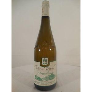 VIN BLANC montmélian domaine vullien blanc 2011 - savoie fra