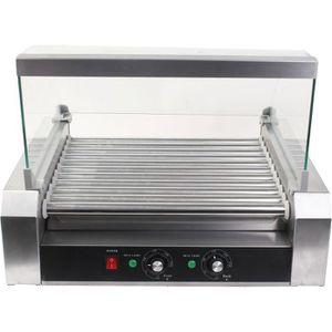MACHINE À HOT DOG Machine à hot dog professionnelle Hot-Dog Grill 11