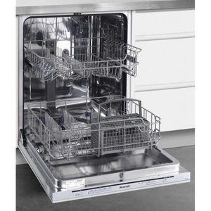 LAVE-VAISSELLE Lave-vaisselle tout intégrable 60 cm BRANDT - VH 1