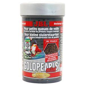 EXTRUDÉ - EN GRANULÉ JBL Aliment complet Goldpearls - Pour poisson - 10
