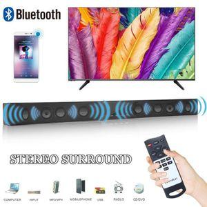 BARRE DE SON barre de son stéréophonie Bluetooth Home Cinéma th