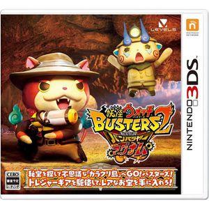 JEU 3DS NINTENDO 3DS Yo-kai Watch Busters 2 Hihou Densetsu