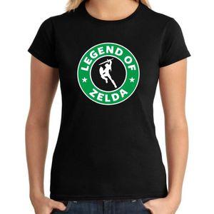 T-SHIRT T-shirt Femme TGAM0043 Legend Of Zelda