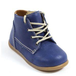 BOTTINE Babybotte Chaussures montantesbébé garçon premier