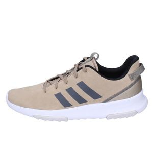 low priced a2abf 52857 BASKET ADIDAS Chaussures Homme Baskets Beige BS308