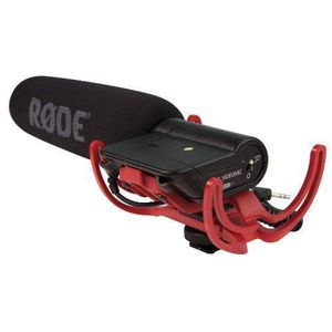 MICROPHONE - ACCESSOIRE Rode VideoMic Rycote Microphone directionnel à co