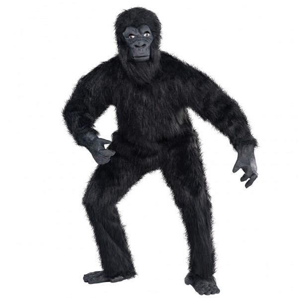 AMSCAN Déguisement de Gorille Adulte