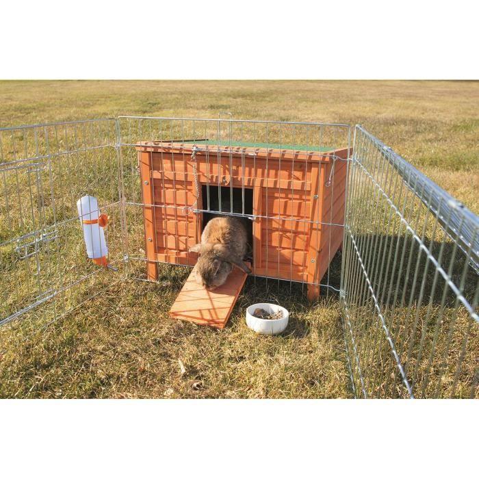 TRIXIE Habitat Natura - 60x47x50cm - Pour lapin