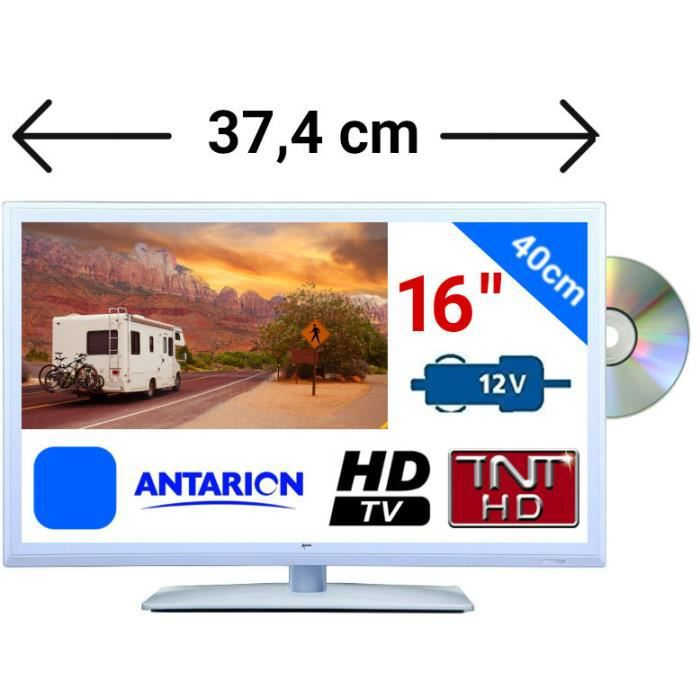 tv led lcd antarion achat vente pas cher cdiscount. Black Bedroom Furniture Sets. Home Design Ideas