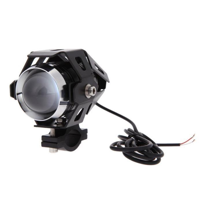 PHARES - OPTIQUES LED U5 projecteur de moto phare de moto phares ant