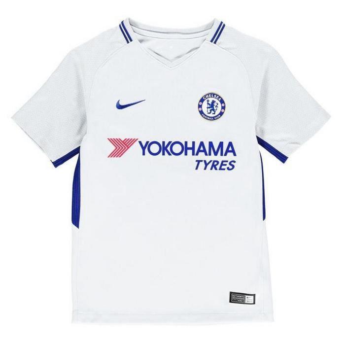 544099e71388e Nouveau Maillot Enfant Nike Away Saison 2017-2018 Chelsea - Prix pas ...