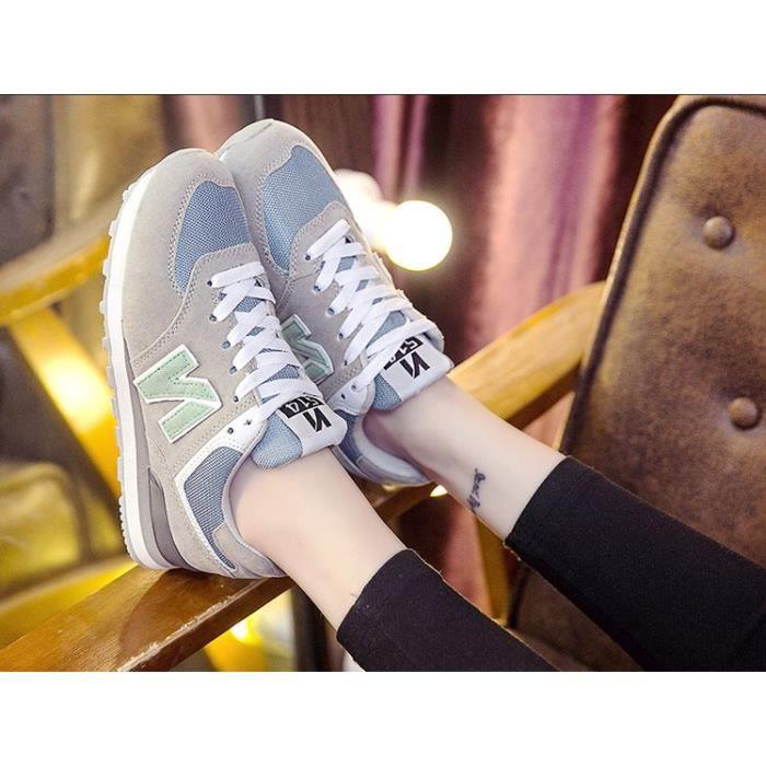 Basket Chaussures de sport pour femme chaussures décontractées 1Gc3TI4Si