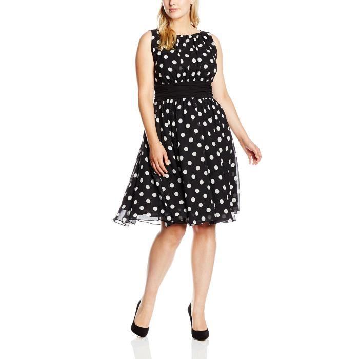Femmes 77752610 Robe sans manches 2ARC5L Taille-46