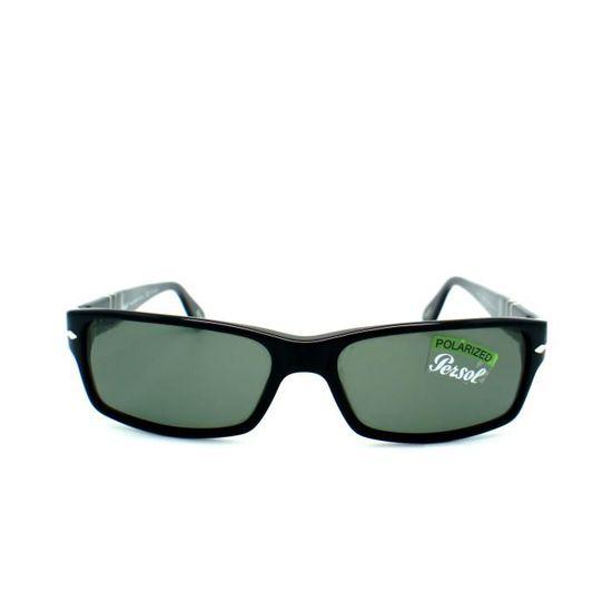 da696be9c81653 PO 2747-S 95 48 57 16 - Achat   Vente lunettes de soleil Femme Adulte Noir  - Cdiscount