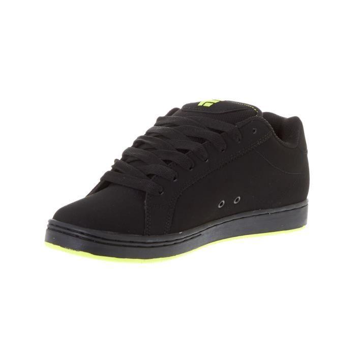 Chaussure Etnies Fader Noir-Noir
