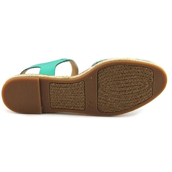Lucky Brand Romonia2 Cuir Sandales hGy67