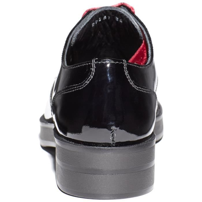 Taille 39 Shoes t33 Women's 1gtr3n 20281 Soldini Derby v 4Aw0fqF