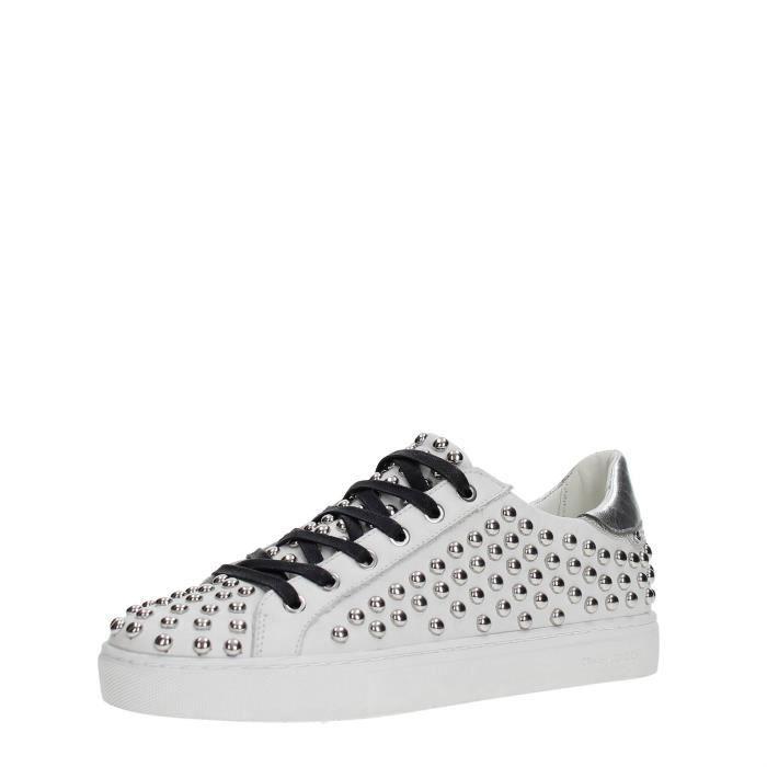 Crime Sneakers Femme WHITE, 36