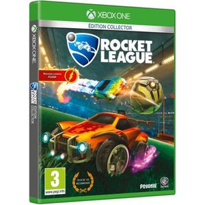 JEU XBOX ONE Rocket League Edition Collector Jeu Xbox One