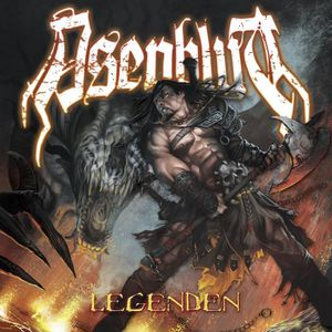 CD HARD ROCK - MÉTAL Asenblut - Legenden - CD EP - Soulfood Distrib