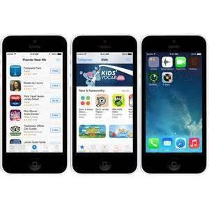 SMARTPHONE APPLE iPhone 5S Noir 64Go