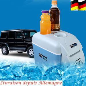 CONGÉLATEUR COFFRE Mini réfrigérateur portable de voiture 7.5L 12V de