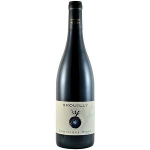 VIN ROUGE Domaine Dominique Piron - Brouilly - 2015
