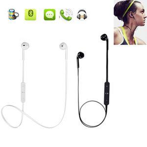 OREILLETTE BLUETOOTH Universal sans fil Bluetooth stéréo Sport Earbuds