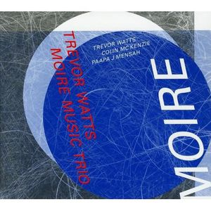 CD JAZZ BLUES Trevor Watts - Moire Music Trio