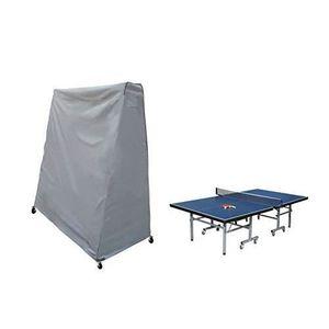 2b80470a065ed TABLE TENNIS DE TABLE Laxllent Housse de Table Tennis,165 x 85 x 185 cm
