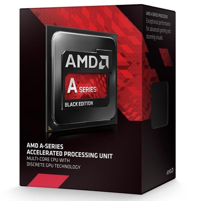 AMD Processeur A10-7890K BLACK EDITION - 95W - 4.1 GHz